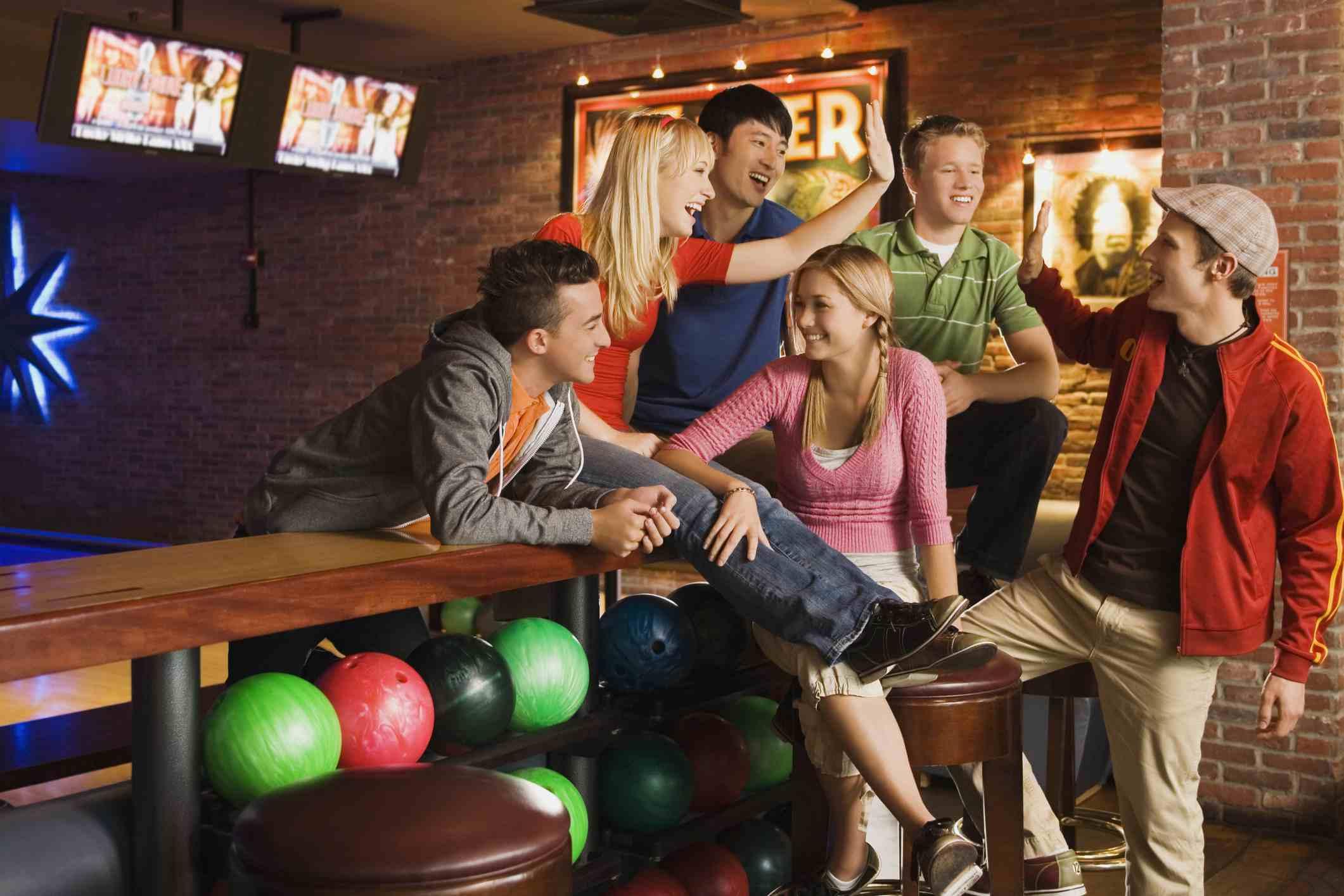 All Night Bowling