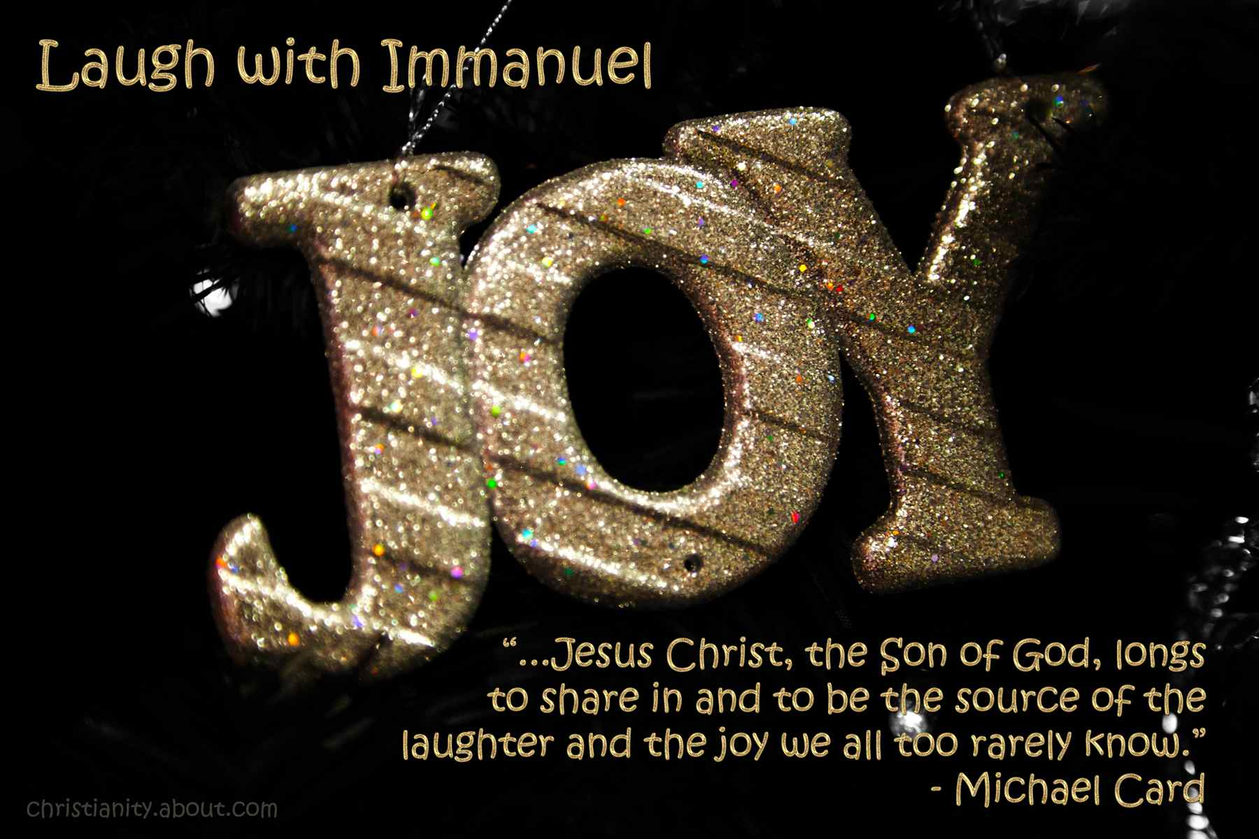 Laugh With Immanuel