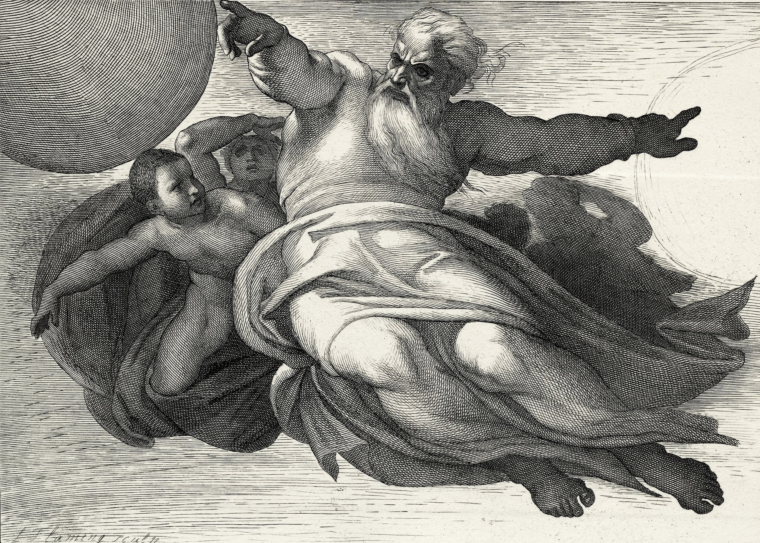 Creation Of The Earth