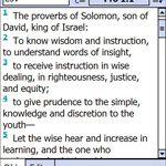 e-Sword Bible Reader