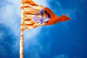 Sikh Flag Nishan Sahib
