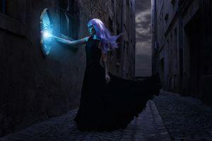 Magic Mirror Portal