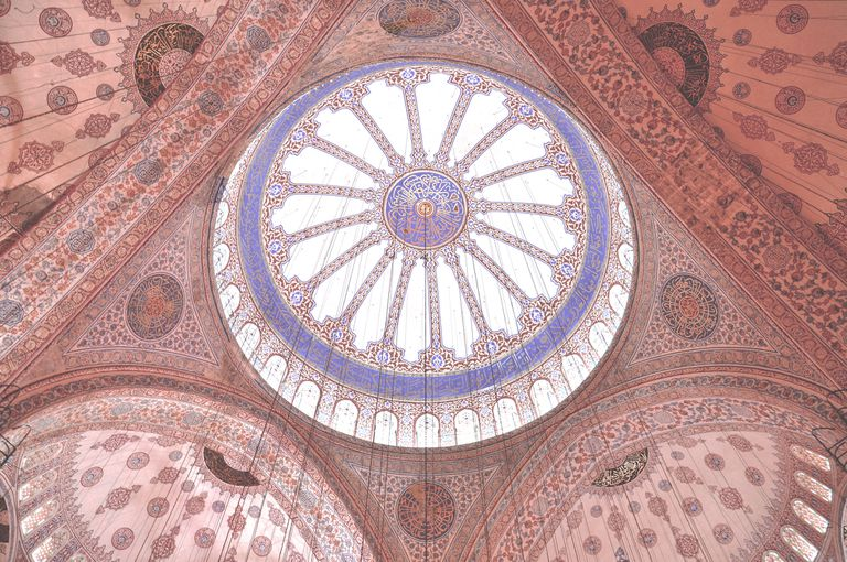 Dome of a mosque