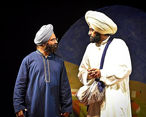 Royal Falcon Musical Bhai Kanhaiya and Angry Soldier
