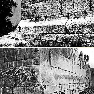 Baalbek Trilithon: Three Massive Stone Blocks Beneath the Temple of Jupiter Baal at Baalbek