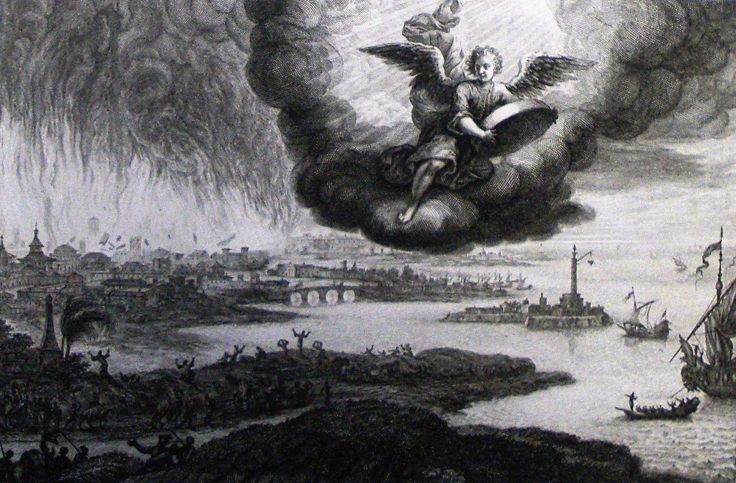 The Book of Revelation, a Prophecy of Warning and Hope