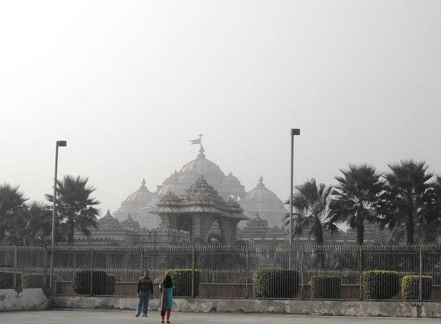 Swaminarayan Temple, New Delhi, January 2012