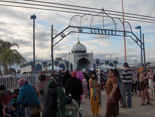 Yuba City Gurdwara Hosts Annual Sikh Parade