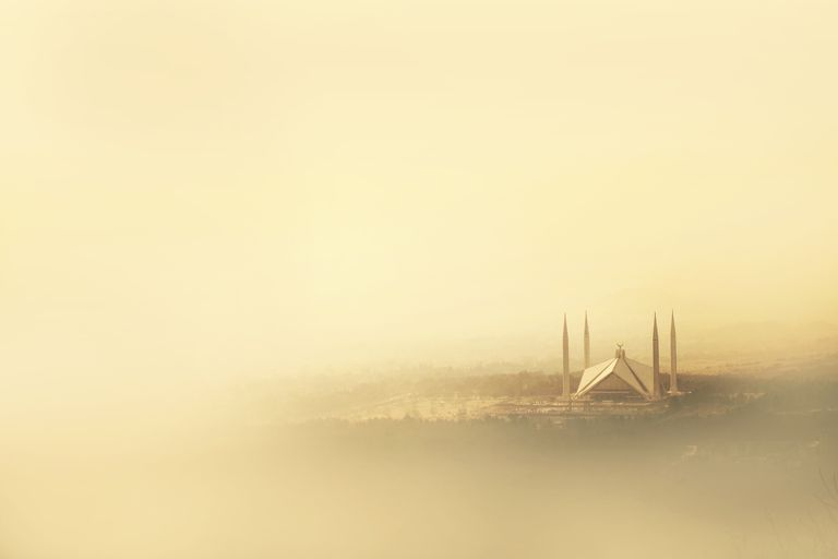 Islamabad - Shah Faisal Masjid