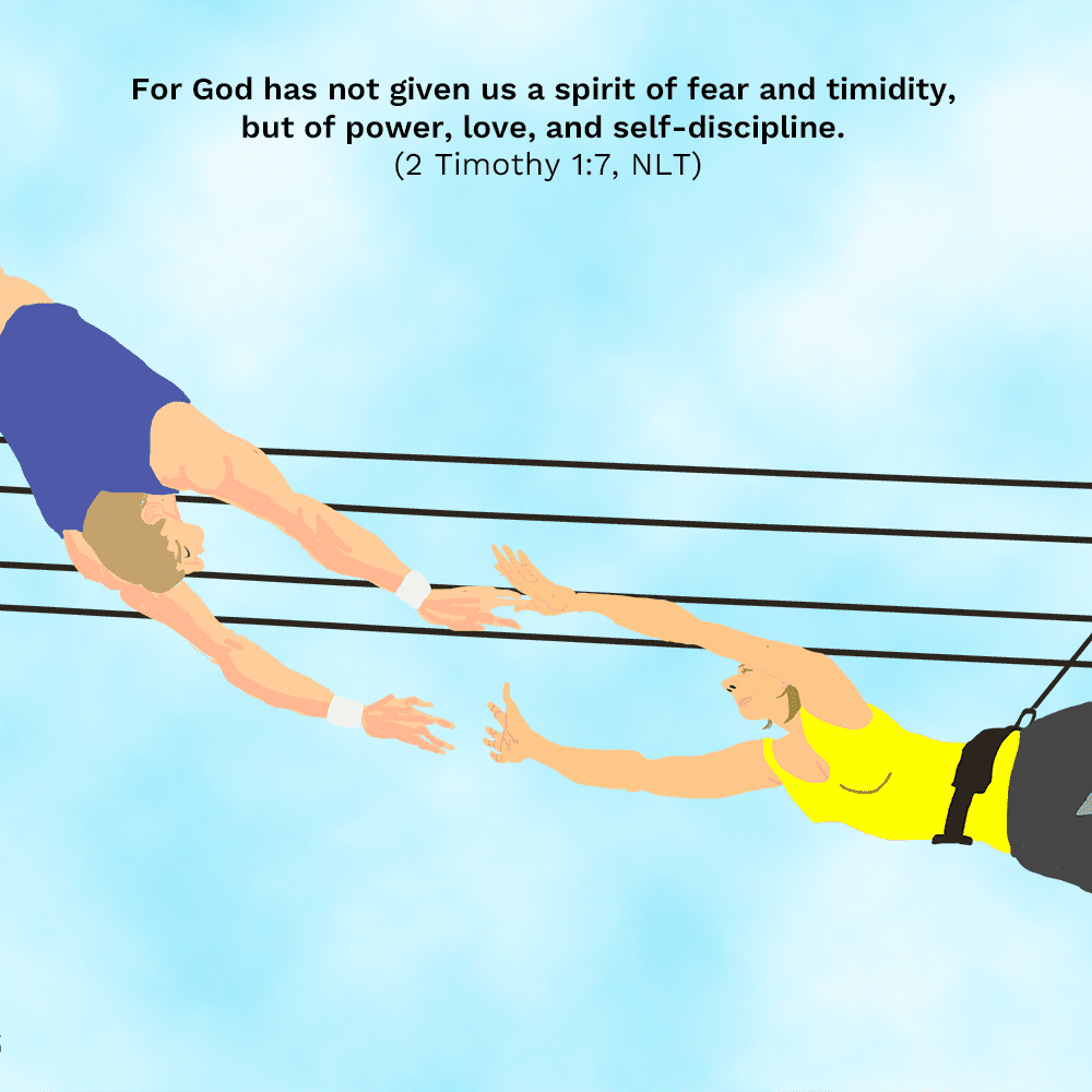 18 Bible Verses About Courage to Conquer Your Fears
