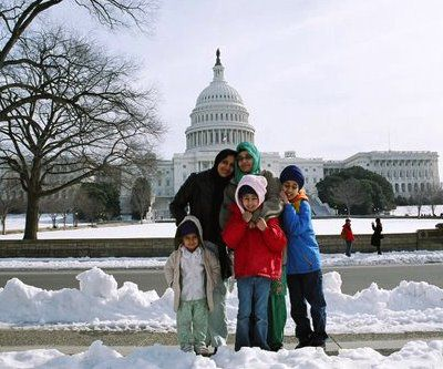 Sikh Americans and the Capitol Building