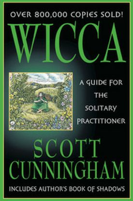 Wicca for Solitaries Cover
