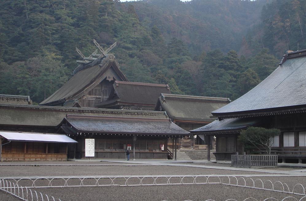 Izumo Taisha main shrine