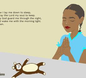 Work before morning prayer starting Powerful Morning
