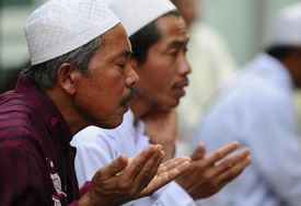 Muslims Celebrate The Holy Day Of Nuzulul Qur'an