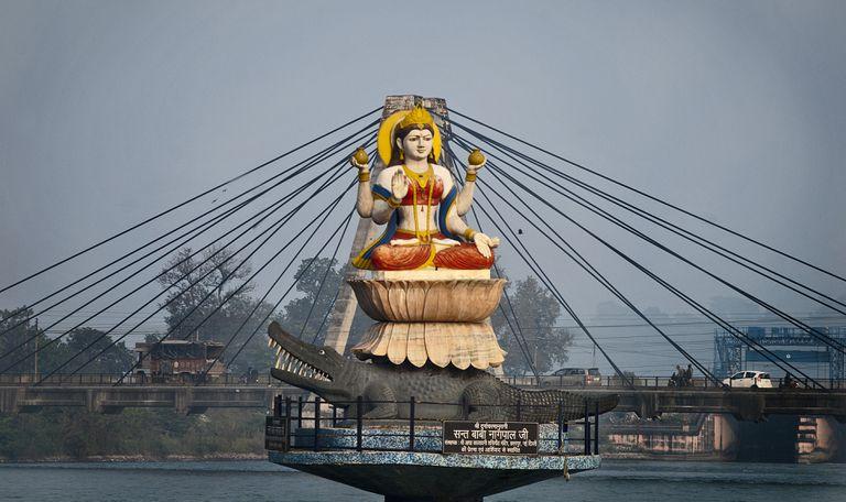 Goddess Ganges