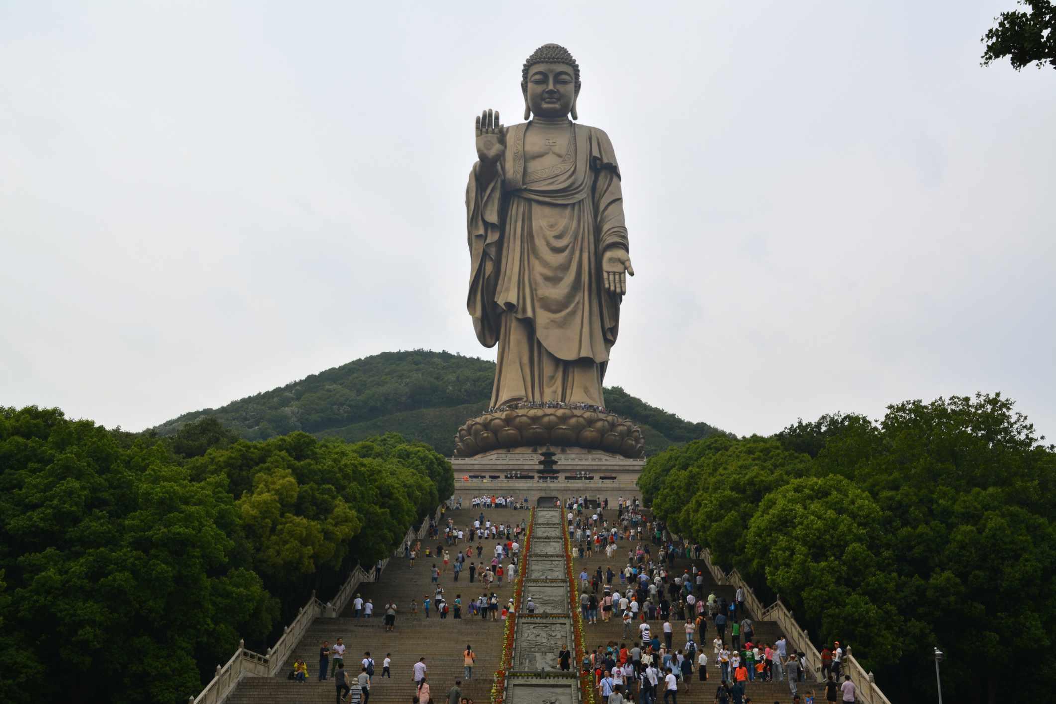 Great Buddha at Lingshan