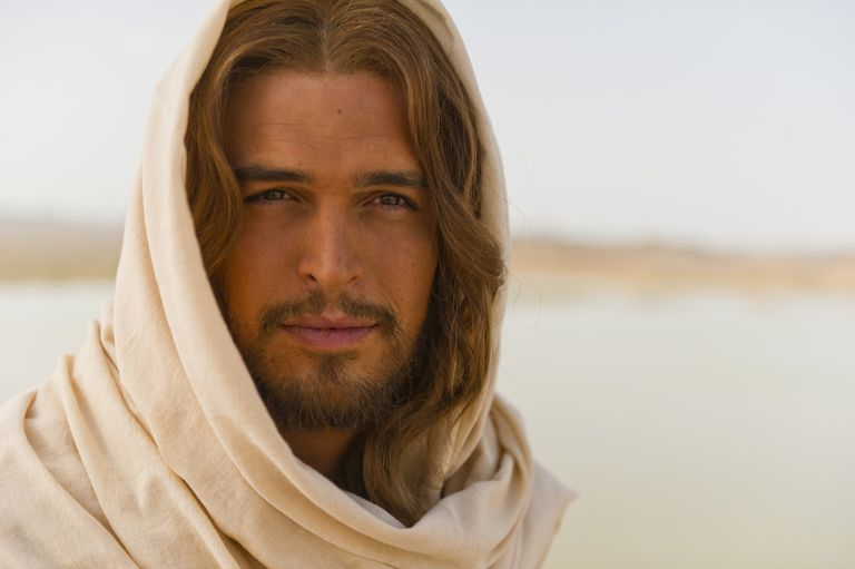Diogo Morgado portrays Jesus in the film Son of God
