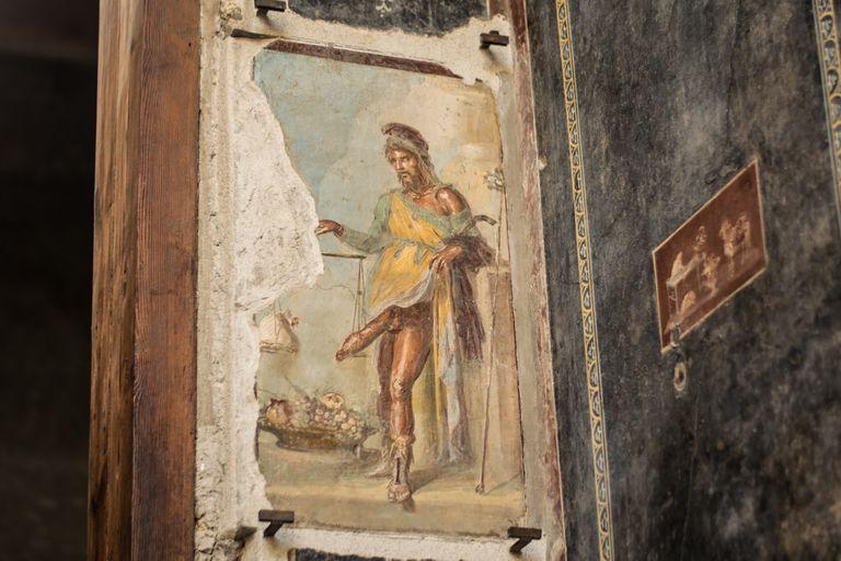 Pompeii.