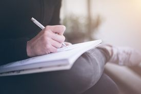 write personal testimony