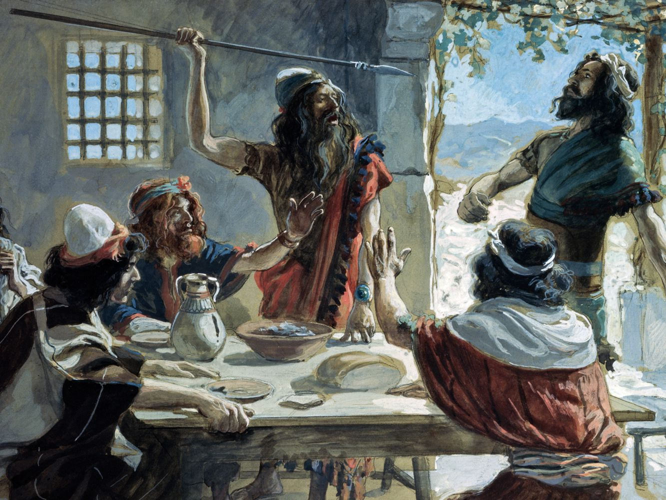 Jonathan in the Bible Was the Best Friend of David