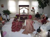 Sikh Couple Wed