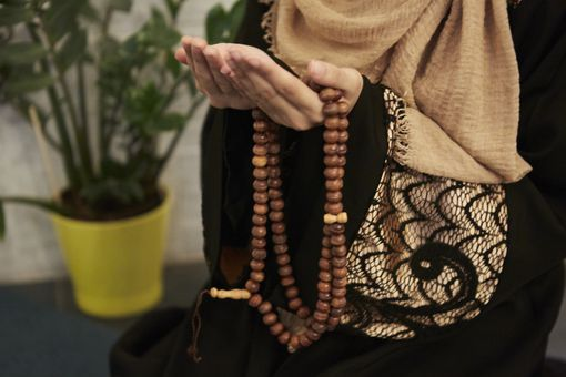 #MuslimGirls Ramadan - Prayer Beads