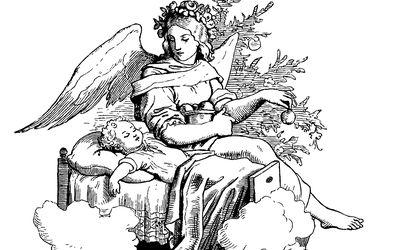 Archangel Michael Escorts Souls to Heaven