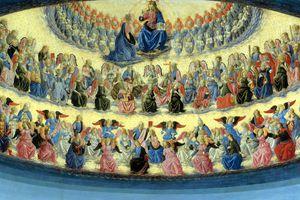 Coro di angeli