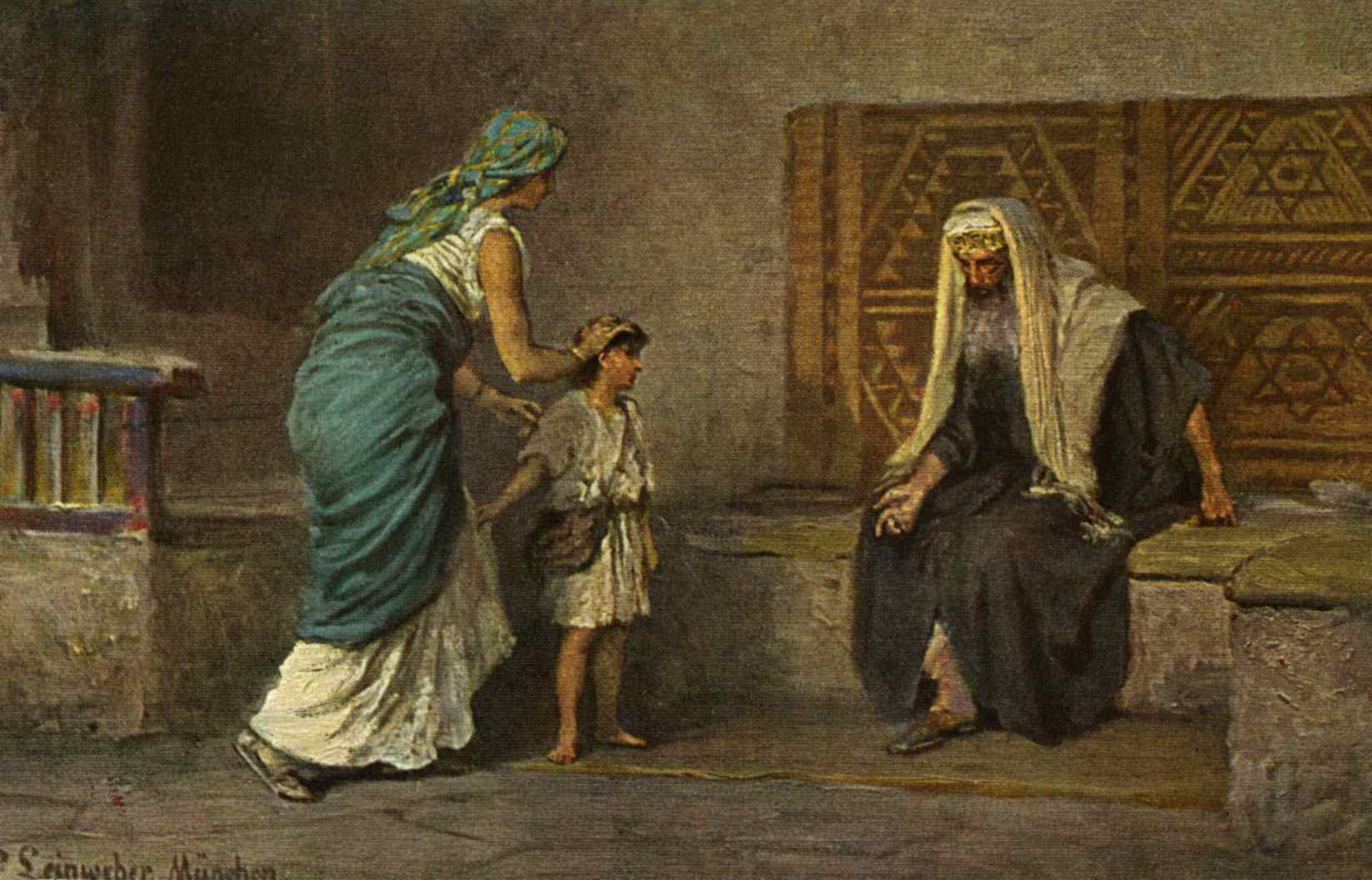 Hannah - Mother of Samuel