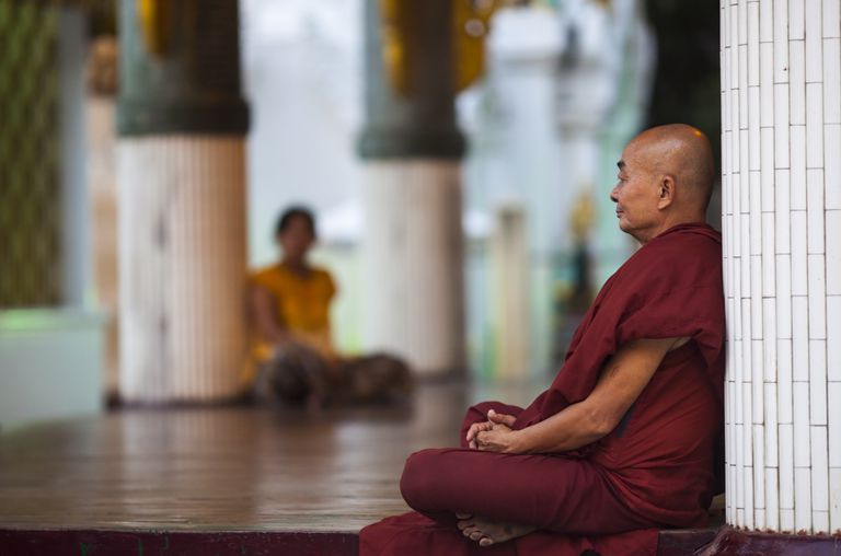 The Role of Gods and Deities in Buddhism