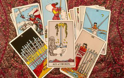 Tarot Card Spells