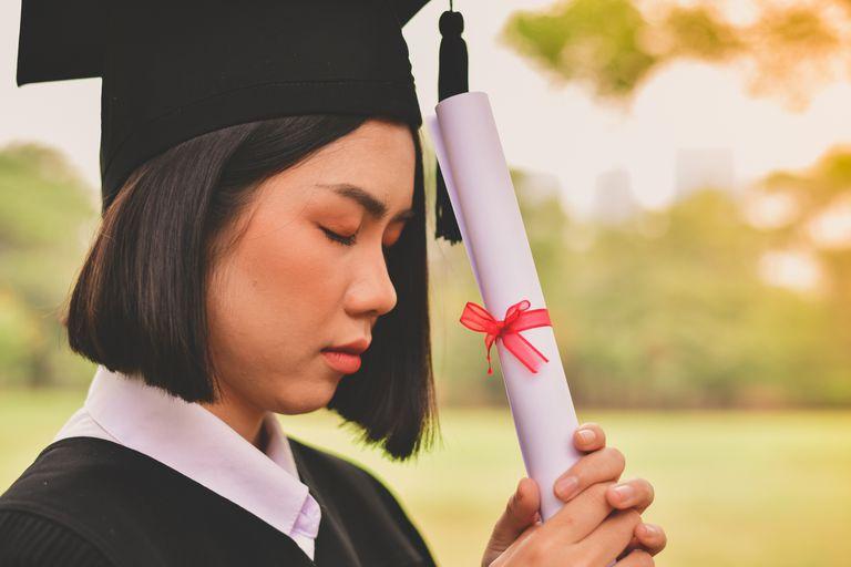Graduation Prayer