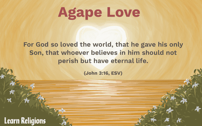 Scriptures About God's Love for Us