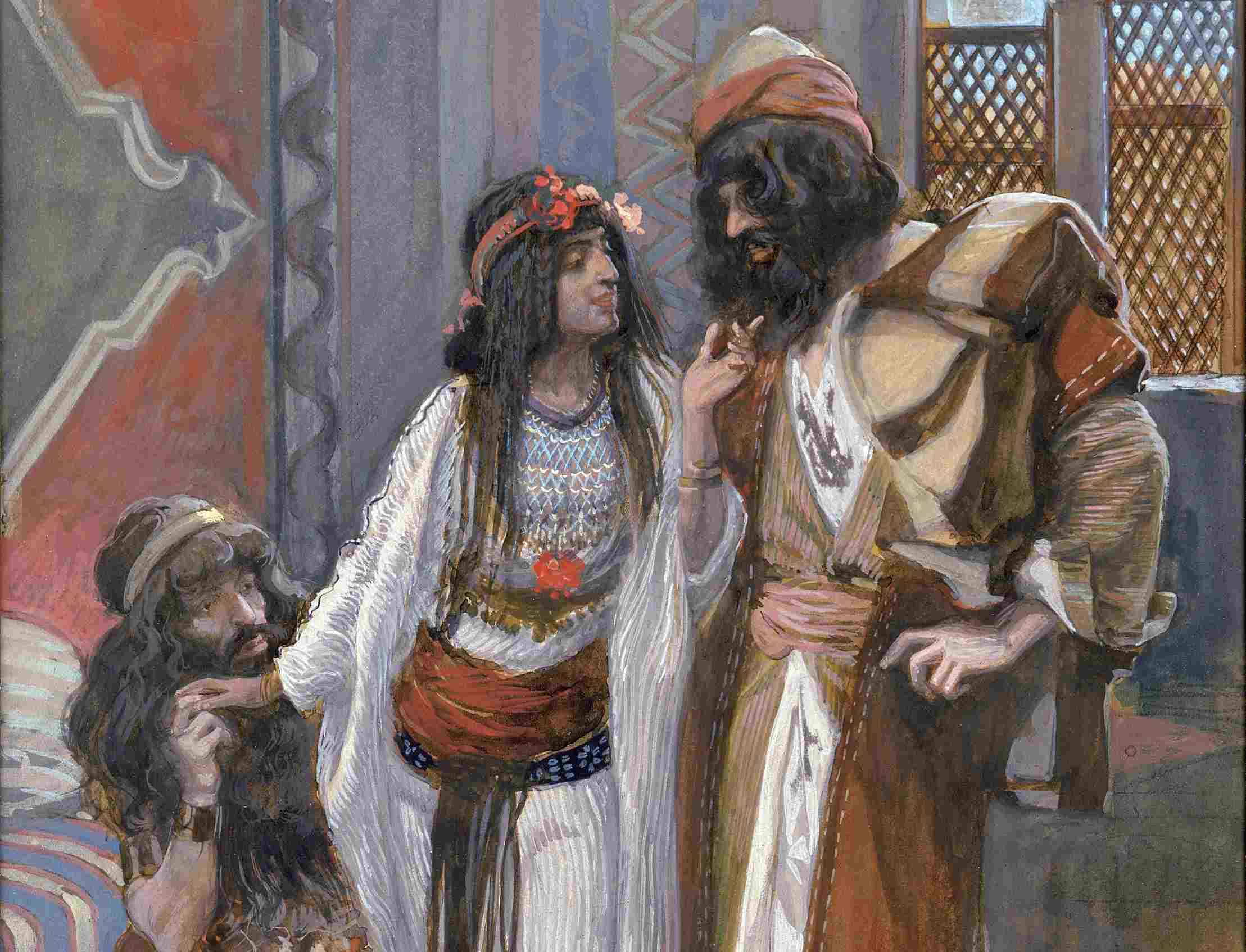 Rahab and the Two Spies