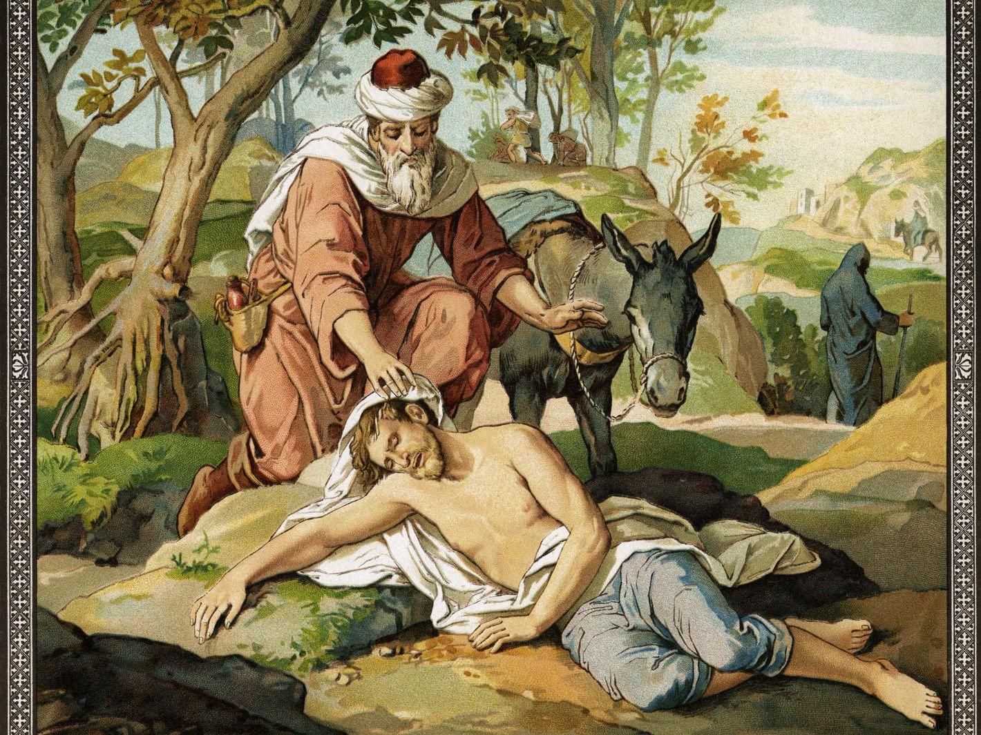 The Good Samaritan Parable Teaches About Love