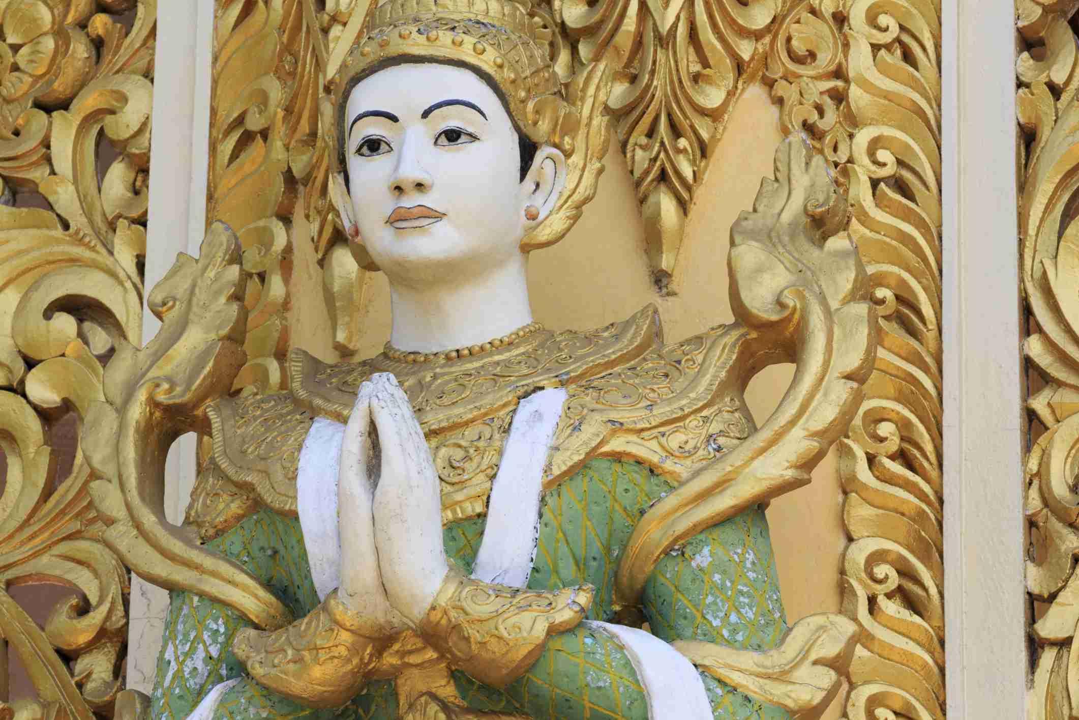 Nat of Burma