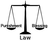 Balance of God's Law: Punishment and Blessing