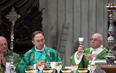 Changes to the Catholic Mass (In the New Translation)