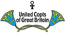 United Copts of UK Logo
