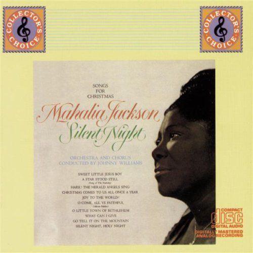 Mahalia Jackson cover