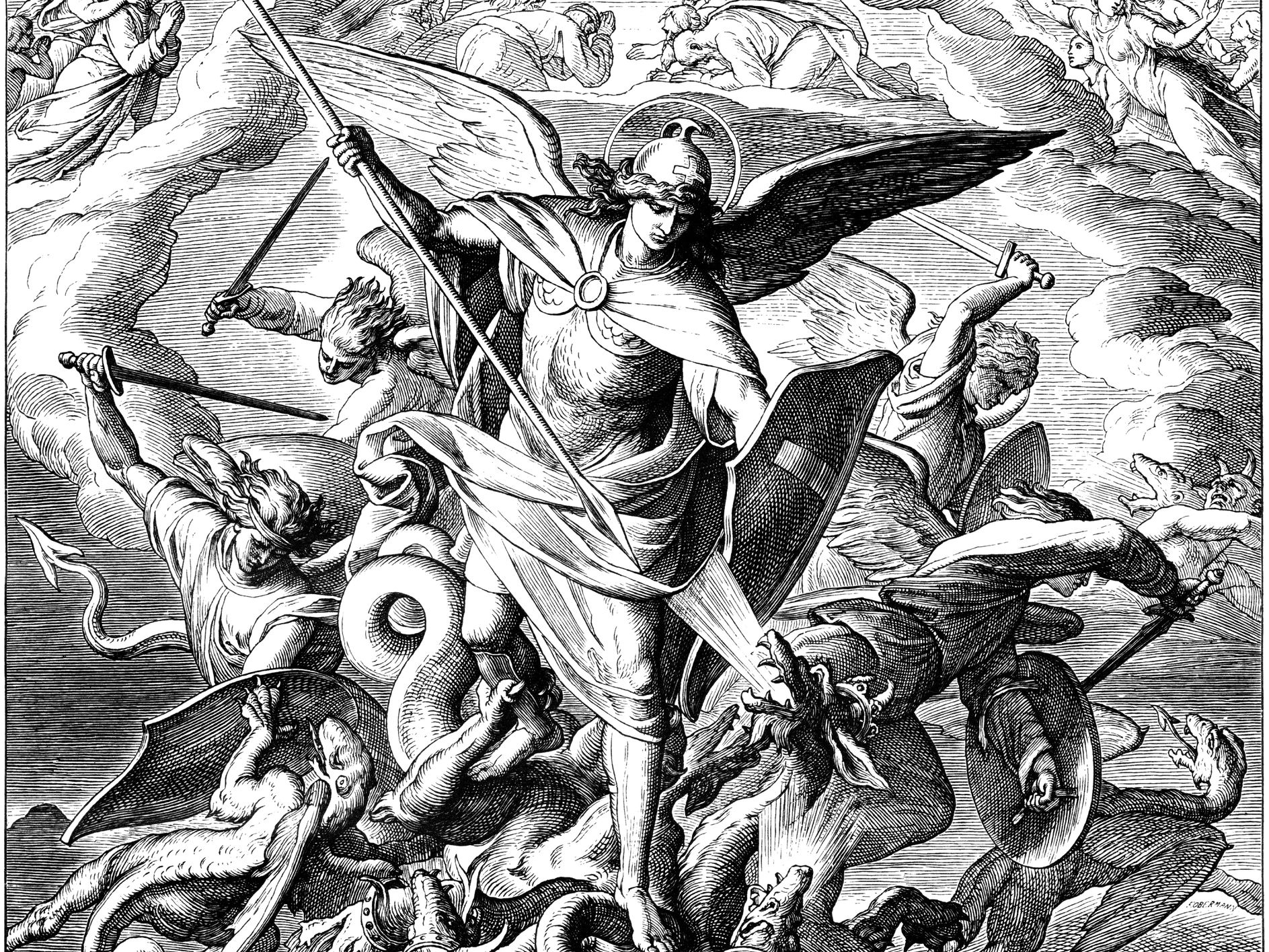 Archangel Michael - Profile of the Angel and Saint