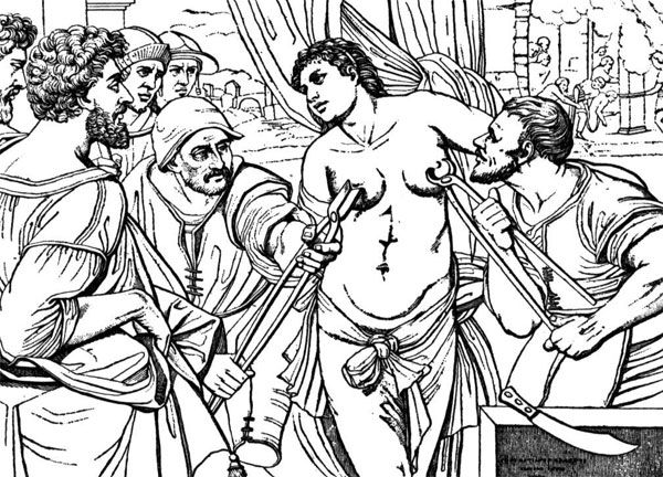 Torture & Sexual Repression: How the Torture of Witches Revealed Sexual Repression of Inquisitors