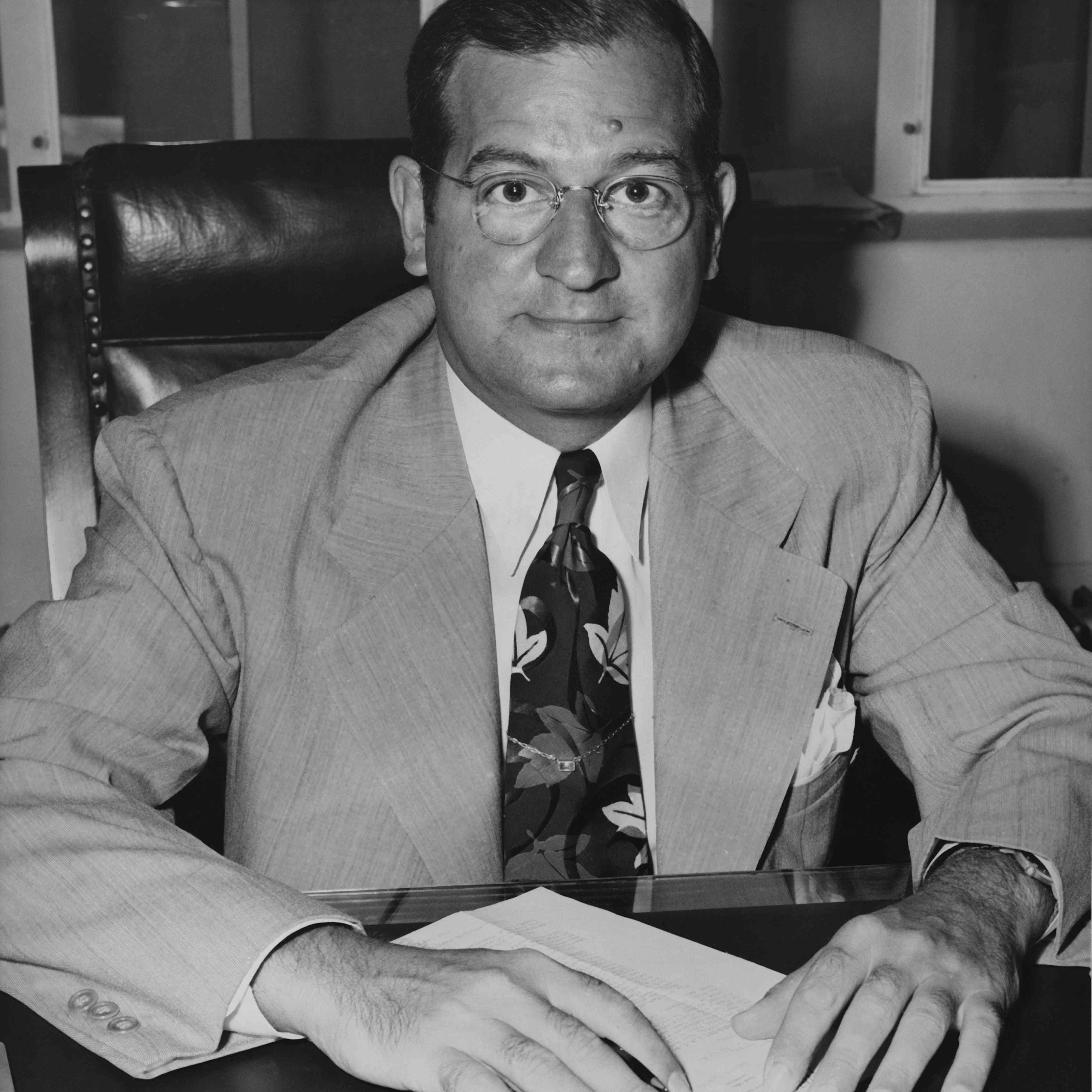Nathan Homer Knorr (1905 - 1977)