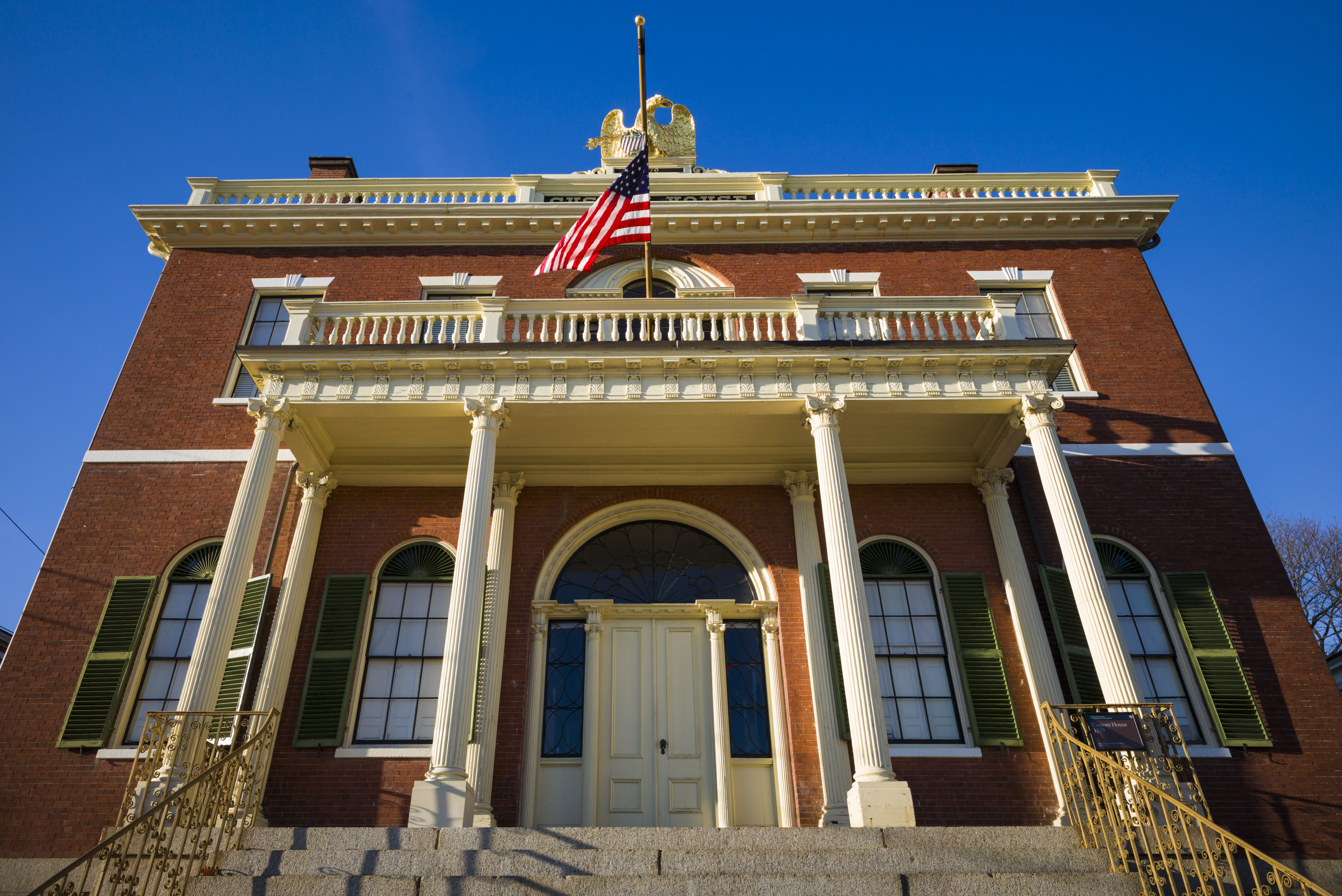 Salem Custom House