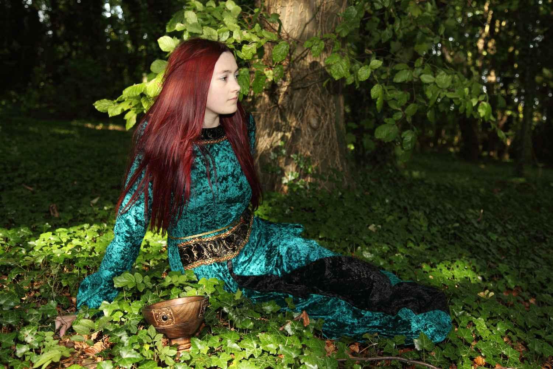 The Goddess Brighid