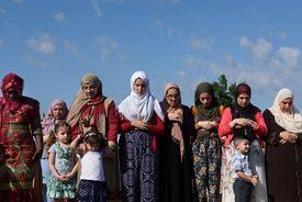 Muslims Mark End Of Ramadan In Pittsburgh, Pennsylvania