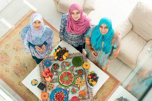 Muslim Women and Food