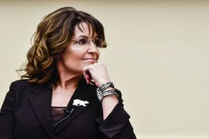 Palin in 2016