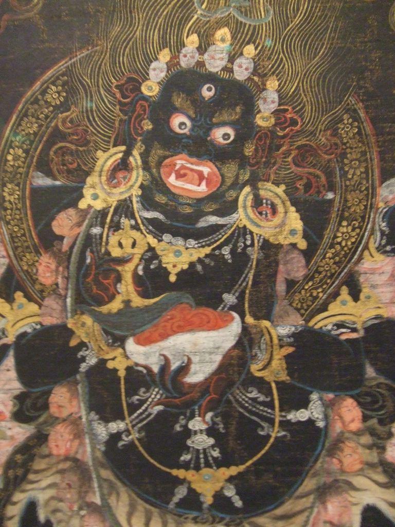 Wrathful Deities of Buddhism